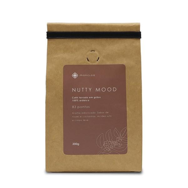 Café Nutty Mood 200g Dop