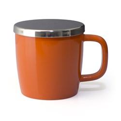 Caneca de Chá com Infusor Dew Brew-in-Mug 325ml For Life