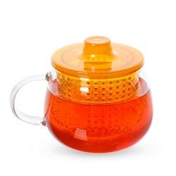 Caneca de Vidro com Infusor Hive Duo Cup 300ml Moncloa