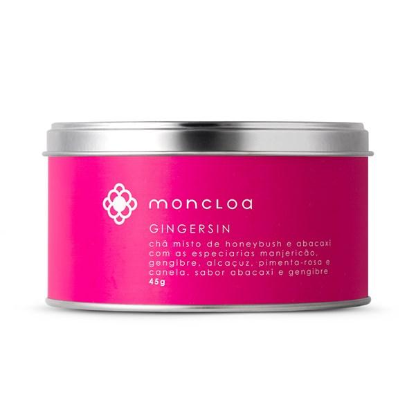 Chá Honeybush Gingersin