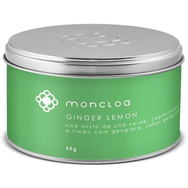 Chá Verde Ginger Lemon
