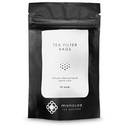 Filtro para Chá com 15 unidades Moncloa