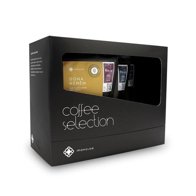 Kit de Café Coffee Selection Dop