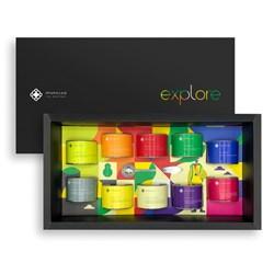 Kit de Chá Explore