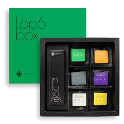 kit de Chá Top 6 Box